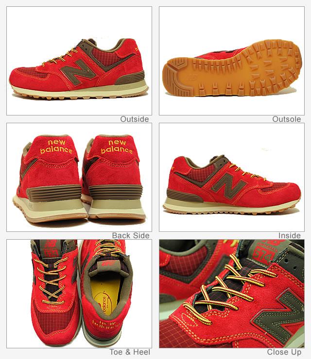 74红[鞋/运动鞋鞋]