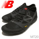 new balance MT20 black