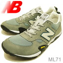 new balance( New Balance) ML71 STEEL BLUE (steel blue) [shoes, sneakers shoes raise of wages foot] [RCPfashion]