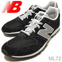 new balance (new balance) ML72 BLACK (black) [shoes & Sneakers Shoes Barefoot]