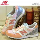 new balance (new balance) WR996 SHERBET (sherbet) the shoes, Sneakers Shoes]