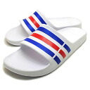 adidas Duramo Slide white/blue/red