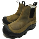 (Keane) KEEN Anchorage Boot (anchorage boots) dark / shiitake mushroom (1002758)