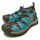 KEEN Whisper Caribbean sea/neutral gray