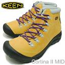 KEEN(킨) Cortina II Mid(콜 테나2 밋드) 카라멜 브라운(1002919/1005366)