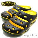KEEN (킨) Yogui (요기) 블랙/옐로우/그린 [신발/샌들/운동 화]
