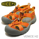 (Keane) KEEN Venice H2 (Venice H2) burnt orange bar
