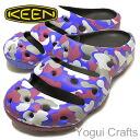 KEEN (킨) Yogui Crafts (요기 공예) 피스 풀 오리 [신발/샌들/신발]