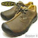 KEEN( Kean) Boston II( 2, Boston) Bison( bison) [shoes, sneakers shoes] [smtb-TD] [saitama] [RCP]