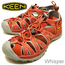 KEEN (keen) Whisper (whisper) BOSSA NOVA/NEUTRAL GRAY (Bossa Nova neutral gray) shoes, sandals, sneakers fs04gm