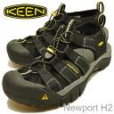 KEEN (킨) Newport H2 (뉴포트 H2) 블랙 (1001907)