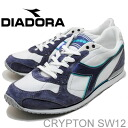 diadora (Deirdre) krypton SW12 white / blue