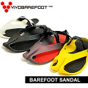 VIVO BAREFOOT( ヴィーボ / ビーボベアフット) BAREFOOT SANDAL (raise of wages foot sandals) 4 color [shoes, sneakers water shoes]