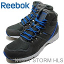 Reebok ( Reebok ) NIGHT STORM HLS (night storm HLS) リヘッド grey/French blue/white/gravel