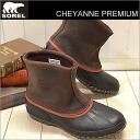 (Sorell) SOREL CHEYANNE PREMIUM Cheyenne MADDER BROWN (mcderbrown) [shoes and winter boots & shoes]