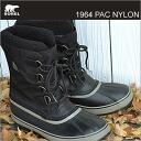 (Sorell) SOREL 1964 PAC NYLON (nylon 1964 Pack) black.