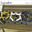 SUICOKE sicock TIMAI timai DEPA V Department V collaboration with Vibram Vibram shoes Sandals WHITE BEIGE NAVY white beige Navy
