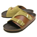 BIRKENSTOCK (Birkenstock) Zurich (Zurich) sand and Hunter Tan