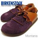 BIRKENSTOCK( ビルケンシュトック) Montana( Montana) The purple lane / hunter tongue [shoes, sneakers shoes] [smtb-TD] [saitama]