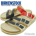 BIRKENSTOCK Papillio ( ビルケンシュトックパピリオ) Orlando( Orlando) tricolor [shoes, sandals shoes] [RCPmar4]