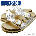 ■Point 10 times ■ BIRKENSTOCK Papillio ( ビルケンシュトックパピリオ) ARIZONA( Arizona) bandana white [shoes, sandals shoes]
