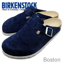 BIRKENSTOCK (Birkenstock) Boston (Boston) VL denim [shoe and clog Sandals shoes]