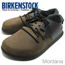 BIRKENSTOCK( ビルケンシュトック )Montana( Montana) Mocha / black [shoes, sneakers shoes] [smtb-TD] [saitama] [RCP1209mara]