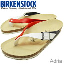 BIRKENSTOCK (Birkenstock) Adria (Adria) tricolor [shoes, sandals shoes comfort, tongs and straps.