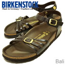 BIRKENSTOCK (Birkenstock) Bali (Bali) パテントブラウン [shoes and sandals shoes Womens comfort]