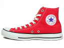 ( converse ) CONVERSE ALL STAR HI (all star HI) Red