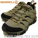 MERRELL (렐) MOAB GORE-TEX XCR (모 압 고 어 텍 스 XCR) DARK TAN (다크 탄) [신발/운동 화/신발]