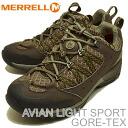 MERRELL (렐) AVIAN LIGHT SPORT GORE-TEX (エイビアン 라이트 스포츠 고 어 옷감) BRACKEN (ブラッケン) [신발/운동 화/신발]
