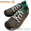 MERRELL PATHWAY LACE MERRELL STONE