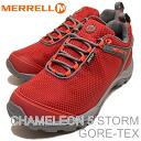MERRELL (렐) CHAMELEON 5 STORM GORE-TEX (카멜레온 5 스톰 고 어 텍 스) CRIMSON (크림슨) [신발/운동 화/신발]