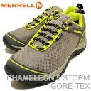 MERRELL (렐) CHAMELEON 5 STORM GORE-TEX (카멜레온 2 스톰 고 어 텍 스) BRINDLE (브린 들)