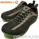 MERRELL( メレル) CYPHER GLOVE( cipher glove) CARBON/CHARCOAL( carbon / charcoal) [shoes, sneakers raise of wages foot shoes] [smtb-TD] [saitama] [RCP]