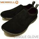 MERRELL( メレル) JUNGLE GLOVE( jungle glove) BLACK( black) [shoes, sneakers raise of wages foot shoes slip-on] [smtb-TD] [saitama] [RCP]