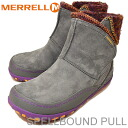 MERRELL (Merrell) PULL SPELLBOUND (spell bound pull) CHACOAL (charcoal) [shoes, winter boots, shoes, waterproof,