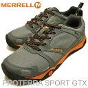 MERRELL (렐) PROTERRA SPORT GTX (프로 테라 스포츠 고 어 텍 스) WILD DEVA/TANGA (와일드 더블/탕) [신발/운동 화/신발/하이킹]