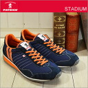 PATRICK STADIUM NAVY/ORANGE
