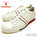 PATRICK( Patrick sneakers) GSTAD( グスタード) white [shoes / sneakers shoes] [smtb-TD] [saitama]