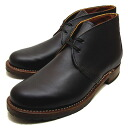 RED WING (Red Wing) 9024 s BECKMAN CHUKKA? t black