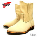RED WING 8184 《 PECOS 》 Hawthorne Albi Ren rough out [shoes, boots shoes] [RCP1209mara]