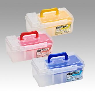 新奇BOX釣具箱釣魚工具盒工具箱新奇盒大號