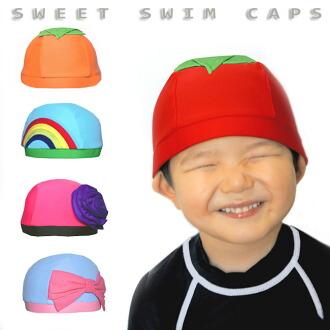 日本製造 SCC-5100 泳帽嬰兒小孩兒寬鬆泳帽泳池游泳 SCC5100 2015SS
