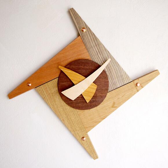 Wood clocks handmade