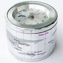 Clocks world time WR-01 (OP-WR-01) (logging) | Watch | clocks | clocks | wooden clock