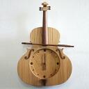 Pendulum clock violin Elm (SU-VIONIRE) (logging) | Watch | pendulum clock | clock | pendulum clock