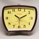 Recording alarm clock (SJ-RD003BR)( 検 )| Clock | Table clock | Table clock | Wooden clock