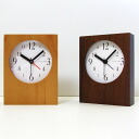 Alarm clock V007 (FO-V007)( 検 )| Clock | Table clock | Table clock | Wooden clock